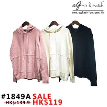 1849A短裝衛衣