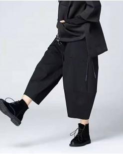 時尚個性燈籠褲 - 67865 #全店新品4件起75折優惠碼:-25OFF (HK$120) #