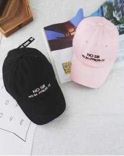 潮爆cap帽 - 99598