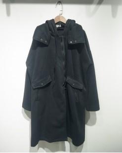 淨色雙口袋拉鏈保暖外套 - 2072A #特價優惠5折:HK$115 #