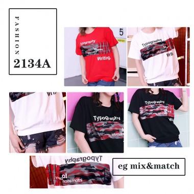 潮流針織T - 2134A