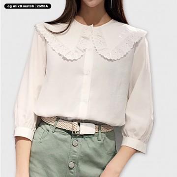 OL款恤衫 - 2623A