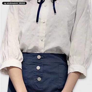 OL款恤衫 - 2624A