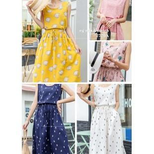 時尚連身裙 - 2770A