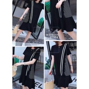 時尚連身裙 - 2777A