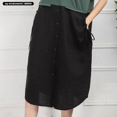 時尚連身裙-2885A