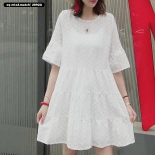 時尚連身裙 - 2892A