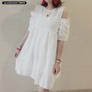 時尚連身裙 - 2893A
