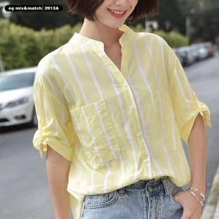 中袖恤衫 - 2913A