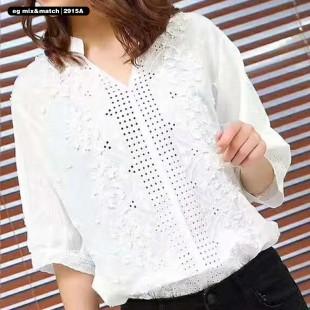 中袖恤衫 - 2915A