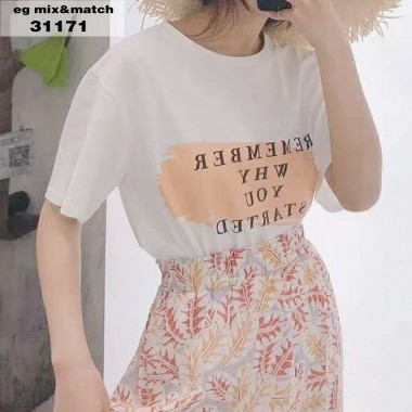 休閒套裝裙 - 31171