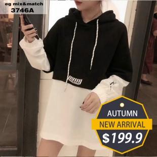 潮款衛衣- 3746A