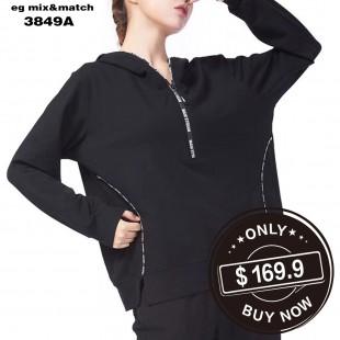 潮款衛衣- 3849A