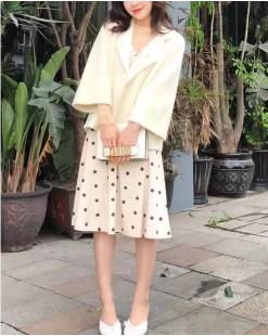【新品】 韓版簡約短款外套 - 3961A #全店新品4件起75折:HK$165 #