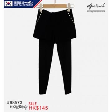 68573 ✈韓國假兩條Bottom
