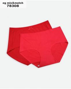 舒適內褲 - 78308(2條一組:$38.8)