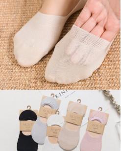 全棉襪子(1套5對) - 78315 - 11號色