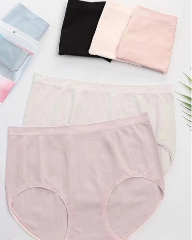 舒適內褲 - 78359 (4條一組:$100)