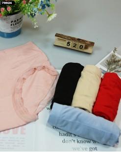舒適內褲 - 79924 (4條一組:$100)