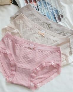 舒適內褲 - 79940 (4條一組:$100)