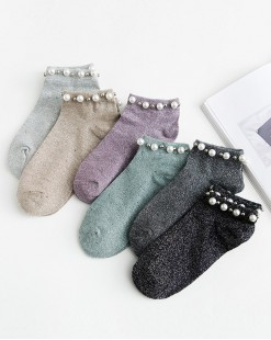 全棉襪子 - 79952 - (1-21號)  socks5
