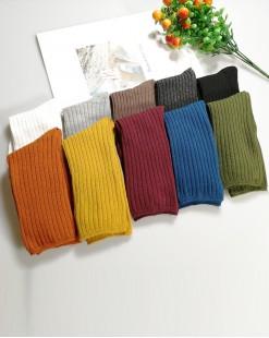全棉襪子 (1组5對) - 79981