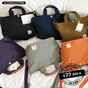 手提側揹袋 - 87460