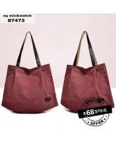 手提斜揹袋 - 87473