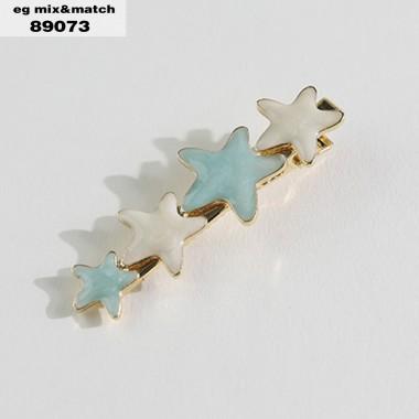 Dream星星一字夾 - 89073