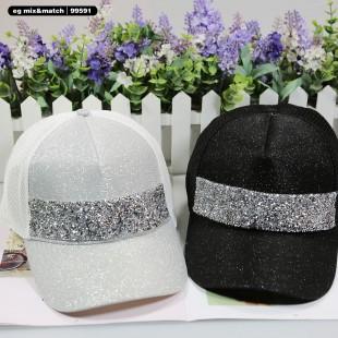 潮爆cap帽 - 99591