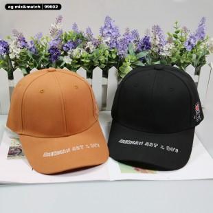 潮爆cap帽 - 99602
