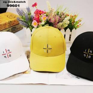 潮爆cap帽 - 99601