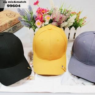 潮爆cap帽 - 99604