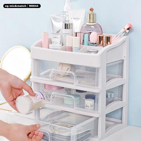 三層化妝品收納架 - H0044