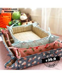 百變涼墊寵物窩 - H0088 / H0089 / H0090