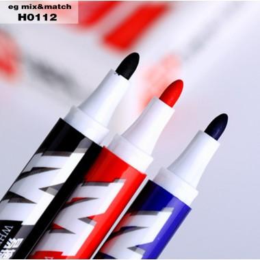 2mm 白板筆 (1套6支)- H0112