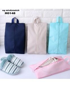 便攜式旅行鞋子收納袋 - H0148 (2個一組)